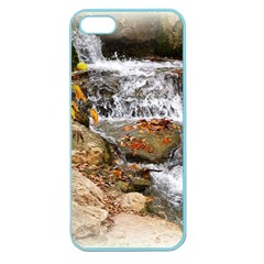 Waterfall Apple Seamless Iphone 5 Case (color)
