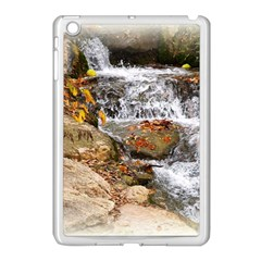 Waterfall Apple iPad Mini Case (White)
