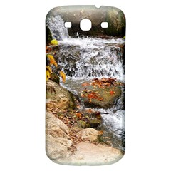 Waterfall Samsung Galaxy S3 S III Classic Hardshell Back Case