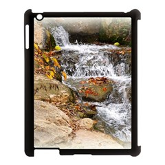 Waterfall Apple iPad 3/4 Case (Black)