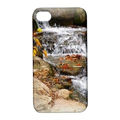 Waterfall Apple iPhone 4/4S Hardshell Case with Stand