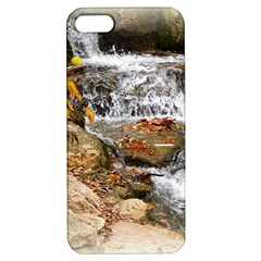 Waterfall Apple iPhone 5 Hardshell Case with Stand