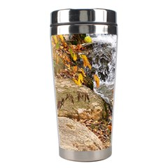Waterfall Stainless Steel Travel Tumbler