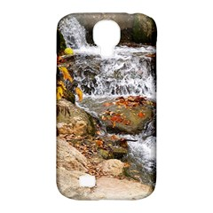 Waterfall Samsung Galaxy S4 Classic Hardshell Case (PC+Silicone)