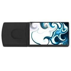 L470 1GB USB Flash Drive (Rectangle)