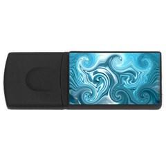 L480 2GB USB Flash Drive (Rectangle)