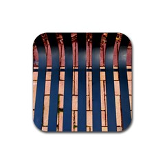 Bench Drink Coasters 4 Pack (Square)