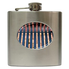 Bench Hip Flask
