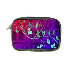 Floral Colorful Coin Purse