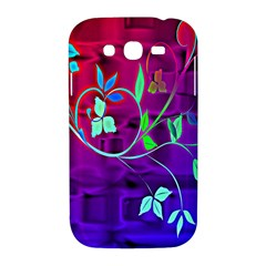 Floral Colorful Samsung Galaxy Grand DUOS I9082 Hardshell Case