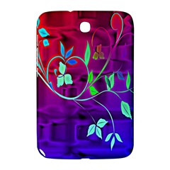 Floral Colorful Samsung Galaxy Note 8 0 N5100 Hardshell Case