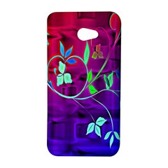 Floral Colorful HTC Butterfly S Hardshell Case