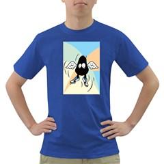 Avocado Monster Mens' T Shirt (colored)