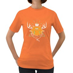 Keeper Womens' T-shirt (Colored)