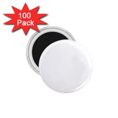 Your Logo Here 1.75  Button Magnet (100 pack)