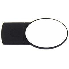Your Logo Here 1GB USB Flash Drive (Oval)