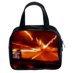 Need For Speed Classic Handbag (two Sides)