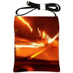 Need For Speed Shoulder Sling Bag