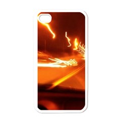 NEED FOR SPEED Apple iPhone 4 Case (White)