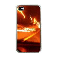 Need For Speed Apple Iphone 4 Case (clear)
