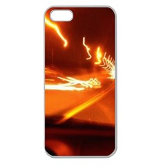 Need For Speed Apple Seamless Iphone 5 Case (clear)