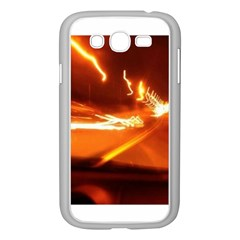 NEED FOR SPEED Samsung Galaxy Grand DUOS I9082 Case (White)