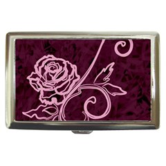 Rose Cigarette Money Case