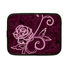 Rose Netbook Sleeve (small)