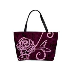 Rose Large Shoulder Bag