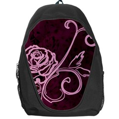 Rose Backpack Bag
