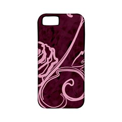 Rose Apple iPhone 5 Classic Hardshell Case (PC+Silicone)