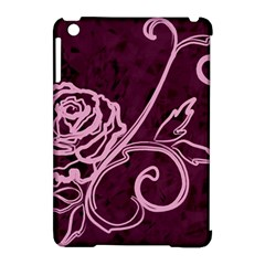 Rose Apple iPad Mini Hardshell Case (Compatible with Smart Cover)