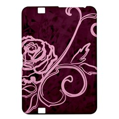 Rose Kindle Fire HD 8.9  Hardshell Case