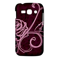 Rose Samsung Galaxy Ace 3 S7272 Hardshell Case