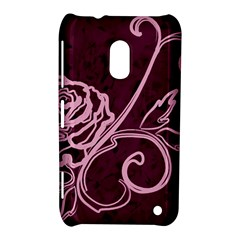 Rose Nokia Lumia 620 Hardshell Case