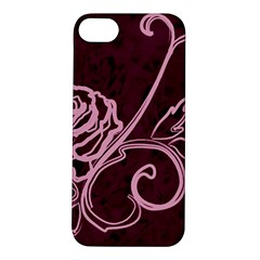 Rose Apple iPhone 5S Hardshell Case