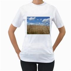 Gettysburg 1 068 Womens  T Shirt (white)
