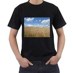 Gettysburg 1 068 Mens' Two Sided T Shirt (black)