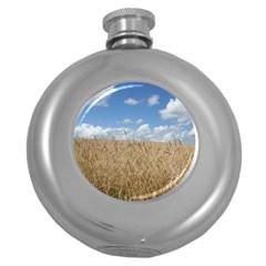 Gettysburg 1 068 Hip Flask (Round)