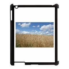 Gettysburg 1 068 Apple iPad 3/4 Case (Black)
