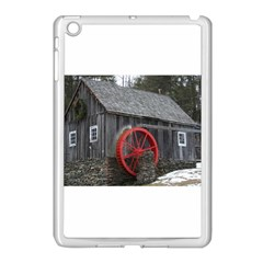 Vermont Christmas Barn Apple Ipad Mini Case (white)