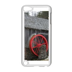 Vermont Christmas Barn Apple iPod Touch 5 Case (White)