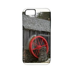 Vermont Christmas Barn Apple iPhone 5 Classic Hardshell Case (PC+Silicone)