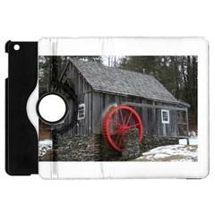 Vermont Christmas Barn Apple iPad Mini Flip 360 Case