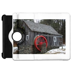 Vermont Christmas Barn Kindle Fire Hd 7  Flip 360 Case