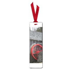 Vermont Christmas Barn Small Bookmark