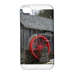 Vermont Christmas Barn Apple iPhone 4/4S Hardshell Case with Stand
