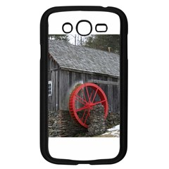 Vermont Christmas Barn Samsung Galaxy Grand Duos I9082 Case (black)