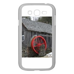 Vermont Christmas Barn Samsung Galaxy Grand DUOS I9082 Case (White)