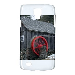 Vermont Christmas Barn Samsung Galaxy S4 Active (I9295) Hardshell Case